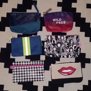 Ipsy Cosmetic Bag Bundle